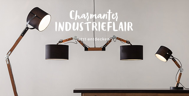 Charmanter Industrieflair