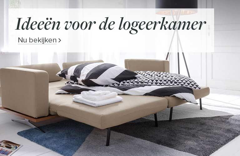 De perfecte logeerkamer bij home24