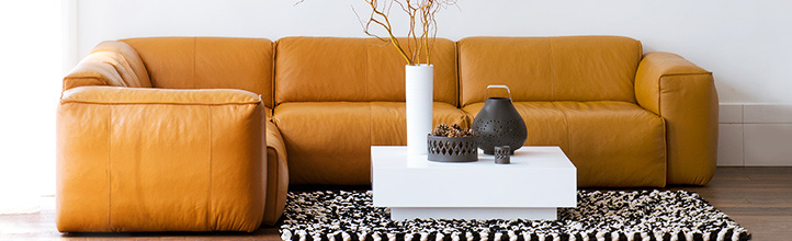 Lounge sofa leder  Lounge Sofas günstig online kaufen - Fashion For Home