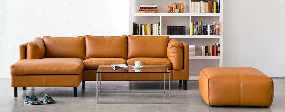 Omnia sofa fairfield reclining sofa by omnia leather thesofa Italienische sofa