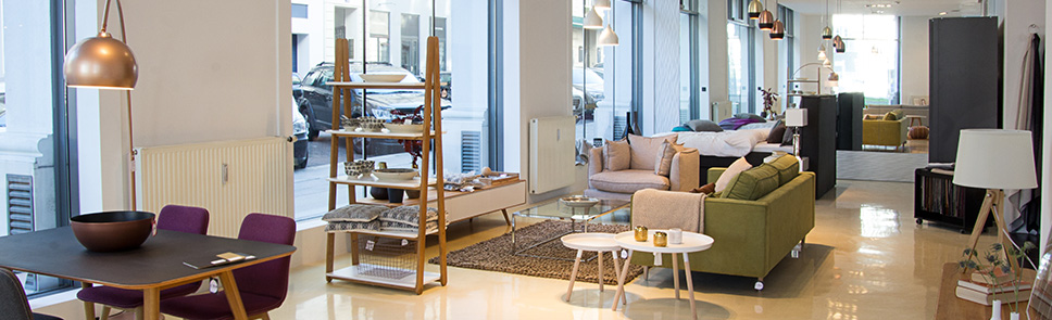 Fashion For Home Showroom Wien von innen