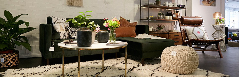 Showroom Hamburg von innen