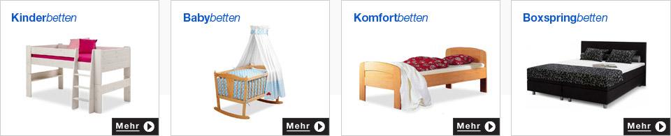 Betten Online-Shop bei Home24