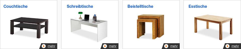 Tische Online-Shop bei Home24