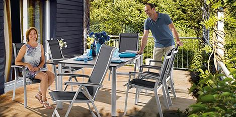 Sieger Outdoormöbel einfach und bequem online kaufen | Home24