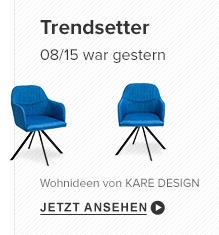 Trendsetter und Wohnideen von KARE DESIGN