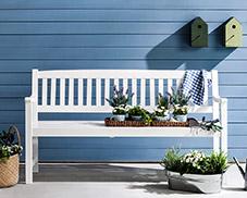 Tuinbanken online op Home24