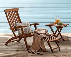 Ligstoelen online op Home24