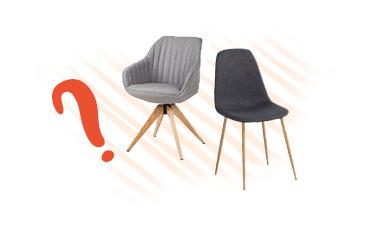 Ratgeber Idealer Stuhl übersichtsseite Esszimmerstühle Home24