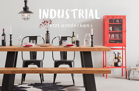 Unser Industrial Stil