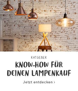 Know-how für deinen Lampenkauf