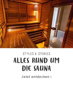 Alles rund um die Sauna