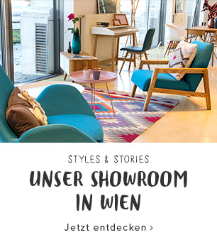 Unser Showroom in Wien