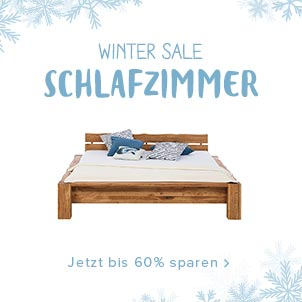 Winter Sale - Schlafzimmer