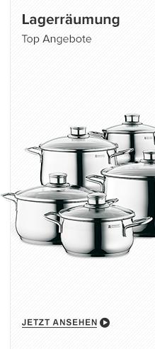 Lagerräumung: Küche & Haushalt