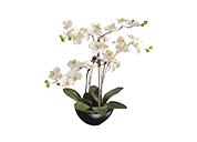 Porta vasi e fiori artificiali