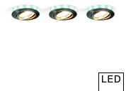 LED-inbouwlampen