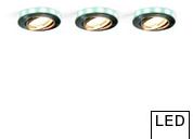 Lampade da incasso LED