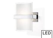 LED-wandlampen