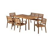 Set mobili da giardino