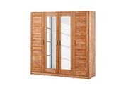 Massief houten kasten