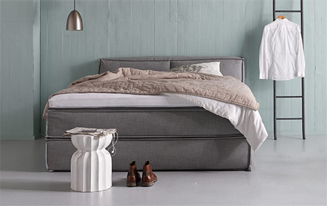 das kinx boxspringbett neu bei home24 jetzt entdecken home24. Black Bedroom Furniture Sets. Home Design Ideas